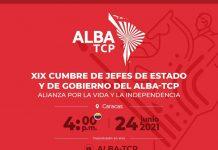 XIX Cumbre ALBA-TCP-Bicentenario Carabobo