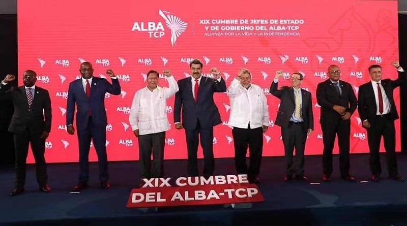 Cumbre del ALBA-TCP