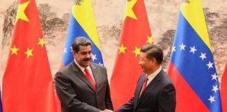 Cooperación China Venezuela