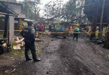 Explosión en una mina colombiana