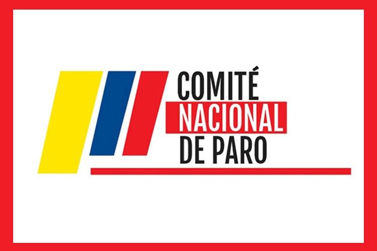 El Comité Nacional de Paro