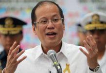 benigno aquino-expresidente de Filipinas