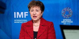 Jefa del FMI
