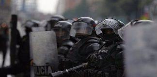 Esmad-represión contra manifestantes
