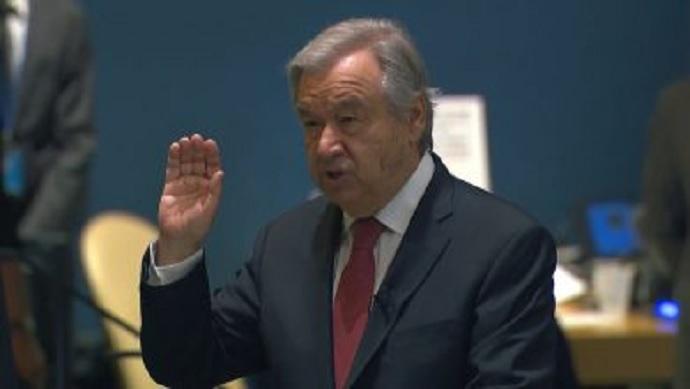 Venezuela reafirma apoyo a António Guterres
