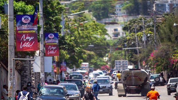 haitianas posponen referéndum