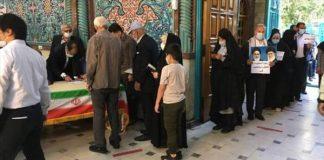 Irán da inicio a las elecciones presidenciales
