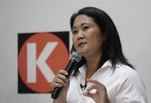 Keiko Fujimori podría regresar a prisión