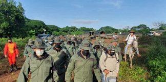 Marcha de Taguanes
