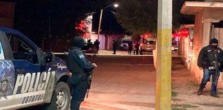 Enfrentamiento armado en México