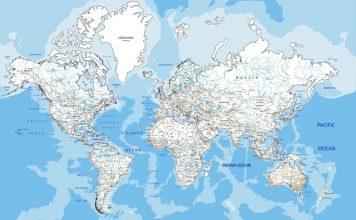 quinto océano de la Tierra