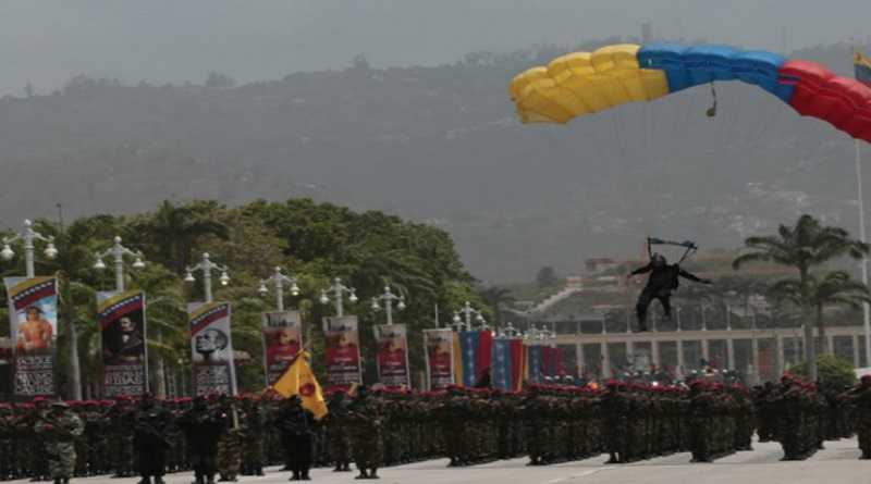 paracaídistas