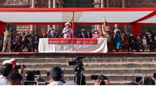 pedro castillo-unidad de los peruanos