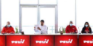 elecciones primarias abiertas del PSUV