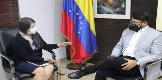 Venezuela expresa solidaridad
