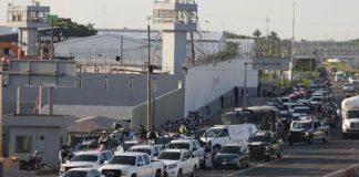 Riña en penal mexicano