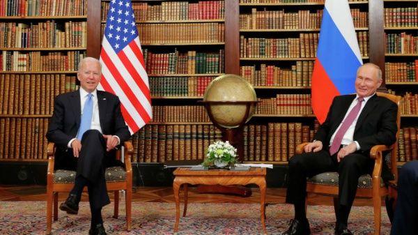 Putin y Biden