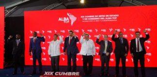 XIX Cumbre ALBA-TCP