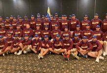 Selección venezolana de béisbol