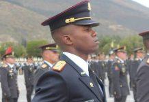 Haití detenido y acusado