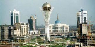 cumbre en Astaná-Kazajistán