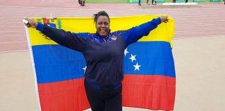 Ahymara Espinoza clasificada a Juegos Olímpicos