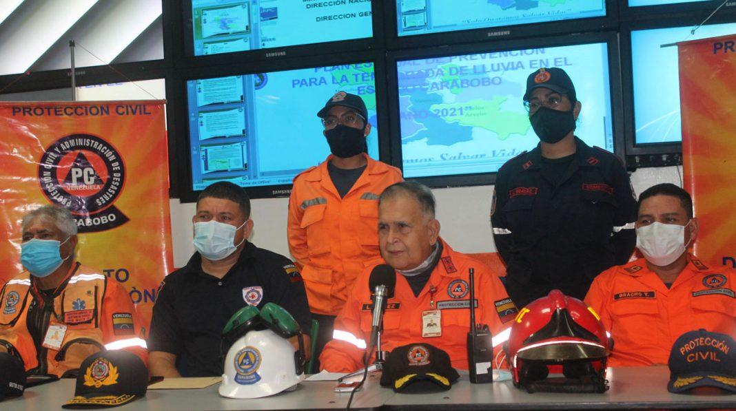 Protección Civil y Bomberos