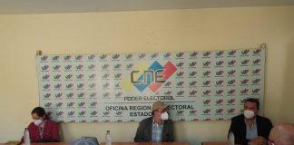 Presidente del CNE