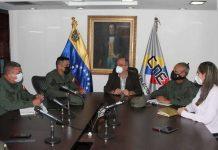 CNE y Ceofanb analizan plan para garantizar seguridad en elecciones del 21N
