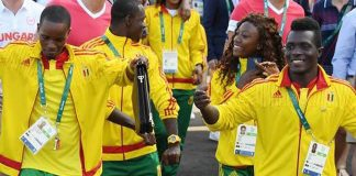 Delegacion de Guinea