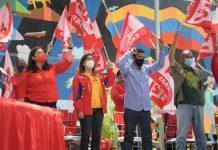 campaña del PSUV
