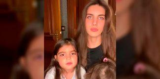 Esposa e hija de Alex Saab