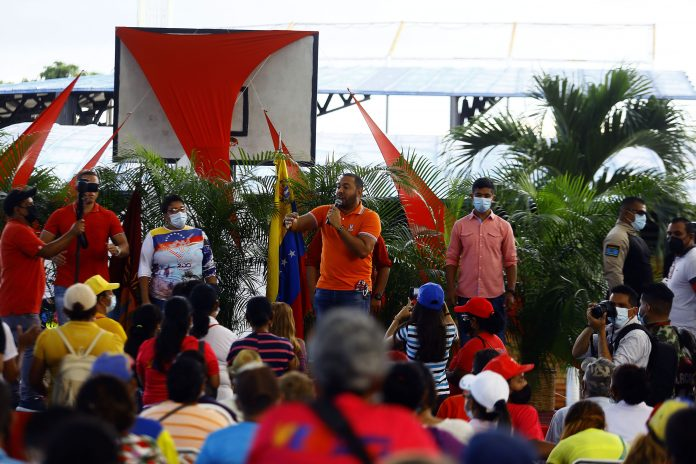 En Naguanagua PSUV