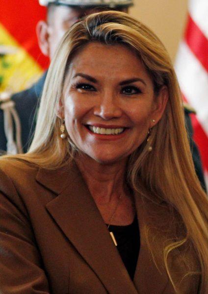 Jeanine Áñez-Bolivia