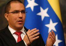 Venezuela repudió sanciones