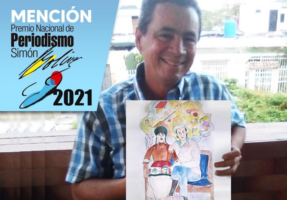 Juan Carlos Fernández-mención especial