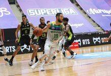 Liga Sudamericana de Baloncesto