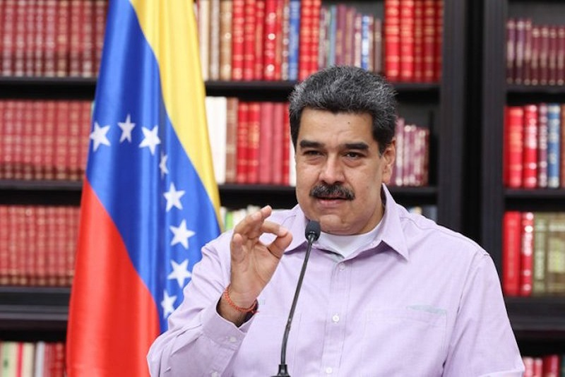 Maduro-PSUV-felicitó