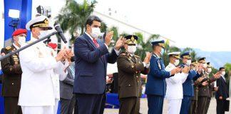 Maduro-Padrino López-Ministro de Defensa