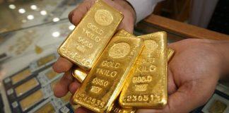 Oro baja su valor en espera de datos inflacionarios en EEUU