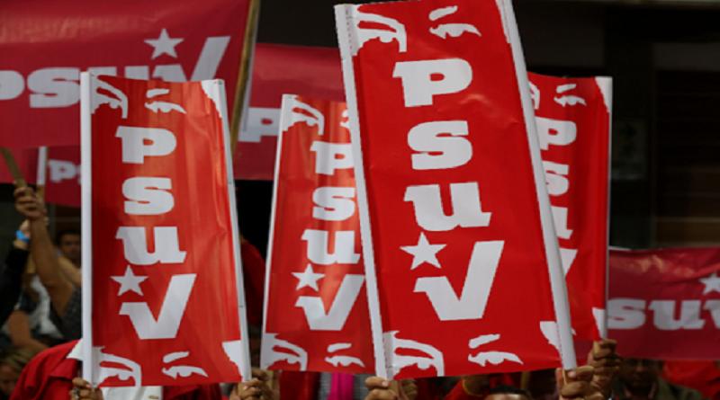 PSUV publica listados