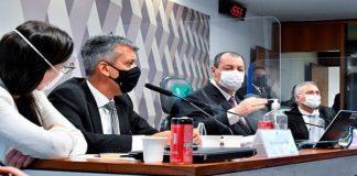 comisión-pandemia-Senado de Brasil