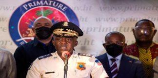 Policia de Haiti