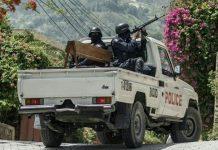 cuarto policía haitiano