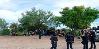 migrantes provenientes de Centroamérica
