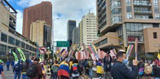 nuevas protestas