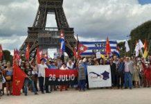 embajada de Cuba en París