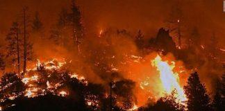 incendios en EE.UU.