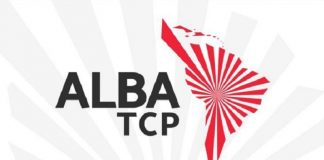 apoyo del ALBA-TCP