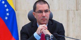 Jorge Arreaza: con Almagro a la OEA le sobran expertos en golpes de Estado